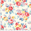 Country Cottage - Farmstand Flowers by Michael Miller | Royal Motif Fabrics