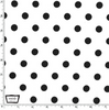 That's It Dot - Dalmatian by Michael Miller Fabrics | Royal Motif Fabrics
