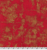 Winter's Grandeur 8 - Holiday Texture Blender Red and Gold Metallic by Robert Kaufman