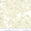 Forest Frost Glitter Snow - Poinsettias by Moda Fabrics | Royal Motif Fabrics