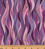 Dance of the Dragonfly-Dancing Waves Plum by Kanvas Studio/Benartex 8503M-66