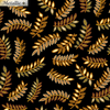 Radiance - Radiant Ferns Black by Kanvas Studio for Benartex 9745M-12