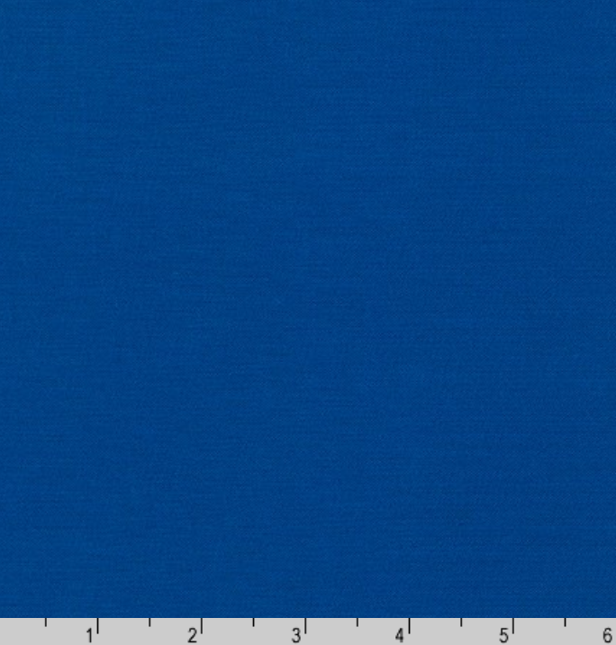 Kona Cotton Royal/Blue Color # 1314 from Robert Kaufman | Designer Solids