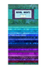 Royal Nights 40 Karat Gems/Jelly Roll by Wilmington Prints