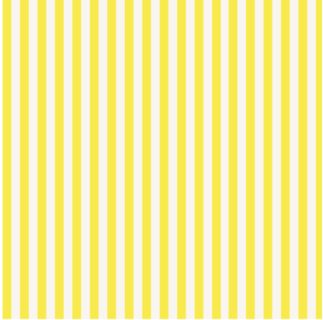 Primavera Cabana Stripe Yellow Cotton Fabric by Cotton + Steel