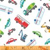 Around Town - Vehicles by Whistler Studios for Windham Fabrics 51838-3