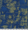 Winter's Grandeur 8 - Holiday Texture Blender Navy and Gold Metallic by Robert Kaufman