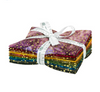 Artisan Batiks Sparkle Gold Colorstory Fat Quarter Bundle by Robert Kaufman