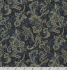 Paisley Prints Navy by Robert Kaufman | SB-4215D1-2 NAVY | Royal Motif Fabrics