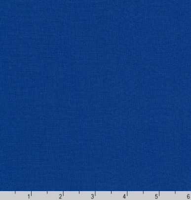 Kona Cotton Marine/Blue Color # 1218 from Robert Kaufman | Designer Solids