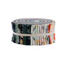"Strawberry Fields 2.5"" Strips/Jelly Roll by Rifle Paper Co. for Cotton + Steel"