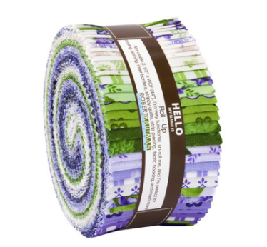 Elizabeth Complete Collection Roll Up/Jelly Roll by Robert Kaufman | RU-960-40