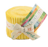 Moda Fabrics - Bella Solids 30s Yellow Junior Jelly Roll 9900JJR 23