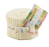 Moda Fabrics - Bella Solids Snow Junior Jelly Roll 9900JJR 11
