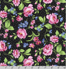 Flowerhouse Collection Pretty Sweet Black by Robert Kaufman | FLH-20148-2