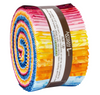 Artisan Batiks Good Vibes Roll Up/Jelly Roll by Robert Kaufman | RU-959-40