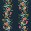 Cotton + Steel - English Garden Floral Vines Dark by Rifle Paper Co. AB8058-002