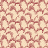 Wilmington Prints - Bricolage - Plumes Ivory/Red