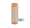 Aurifil 80wt Cotton Thread #5011 Rope Beige