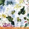Field Day Bloom White by Windham Fabrics | Designer Cotton Lawn Fabric