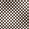 Prairie Sisters Gingham Gray by Poppie Cotton | Designer Fabrics