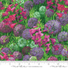Moda Fabrics - Wildflowers IX Lilac - Field Of Flowers
