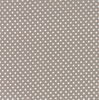 "45"" Dottie Small Dots Stone Grey 45009 62 by Moda 