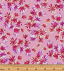 Blooming Beauty Breezy Blooms Light Pink 7817-20 by Benartex