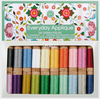 Aurifil Everyday Applique Thread Collection by Sarah Fielke 80wt spool