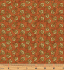 Chicks on the Run Flower Spice 3114-79 by Benartex | Designer Fabrics