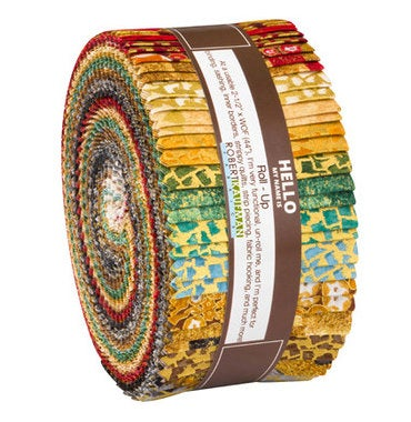 Robert Kaufman - Gustav Klimt Roll-Up/Jelly Roll | RU-847-40