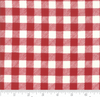 Holiday Lodge Buffalo Plaid Red White by Moda | Christmas Fabric