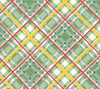 Bubble Pop - Reproduction Bias Plaid Green by American Jane for Moda