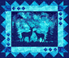 Artisan Spirit Imagine Digitally Printed Deer Panel by Northcott