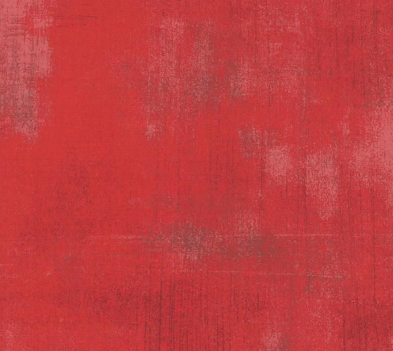 "92"" Remnant - Moda Fabrics - 108"" Wide - Grunge Cherry Quilt Back"