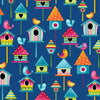 Studio E Fabrics - Sunshine Kisses - Bird Houses