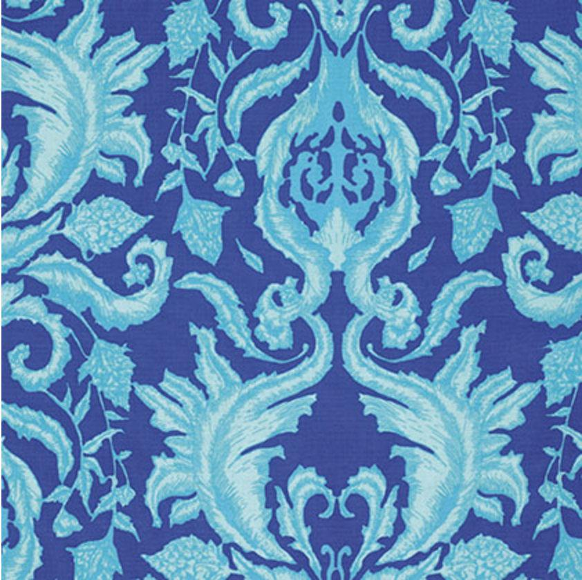 Free Spirit - Garden Of Earthly Delights - Damask