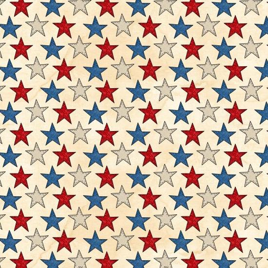 Blank Quilting - American Honor Stars