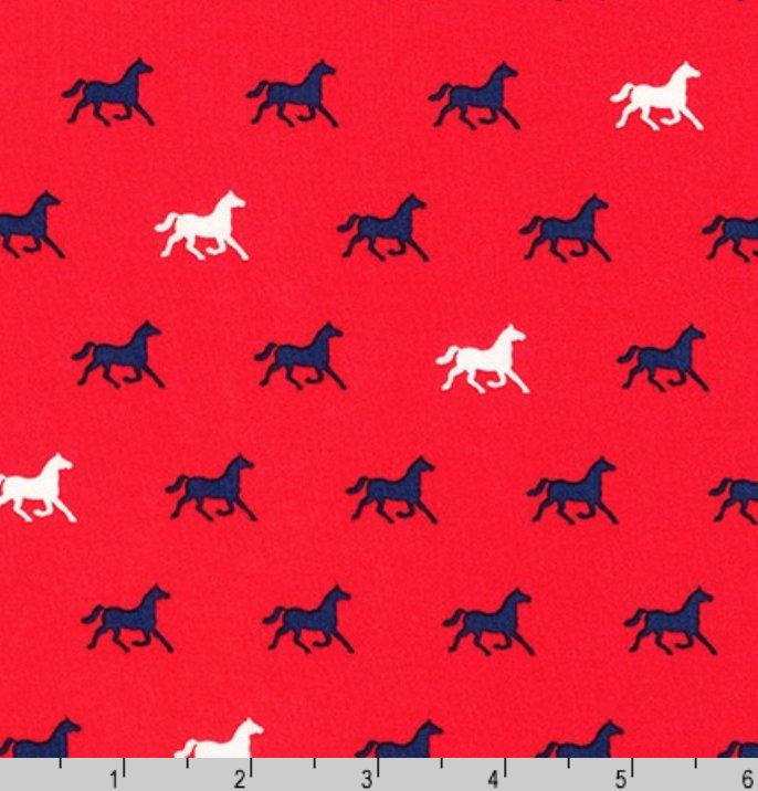 Fat Quarter - Robert Kaufman - Lawn Cotton - London Calling 8 Red