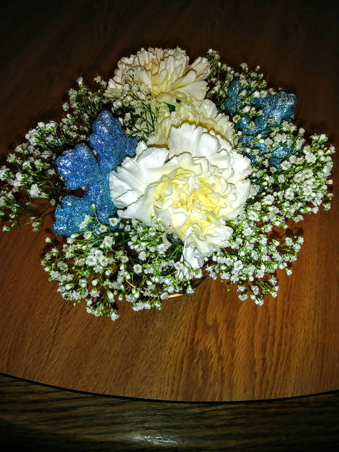 Simple Small Centerpieces