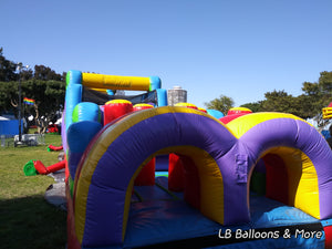 13'x70' Obstacle Course