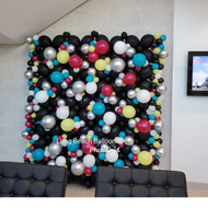 Balloon Wall Organic