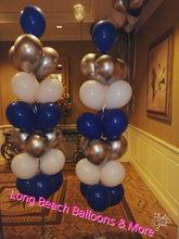 Balloon Bouquet Columns
