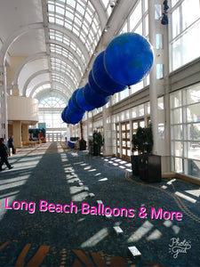 "36"" World Balloons"