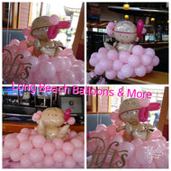 Baby Shower Girl Centerpieces