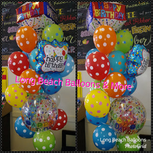 Med-Large Balloon Bouquet