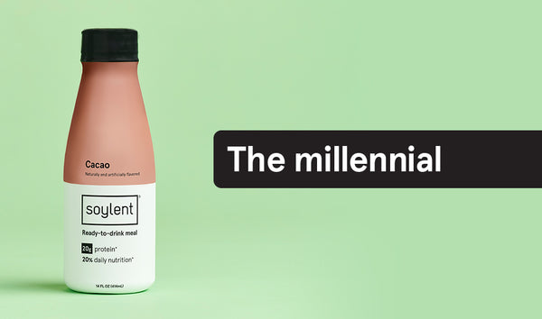 6 types of people that drink Soylent - the Millennial