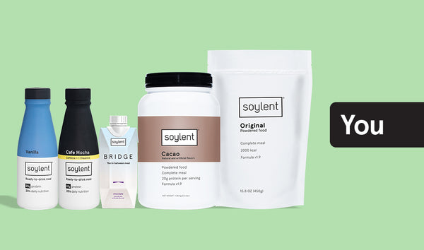 6 types of people that drink Soylent - you