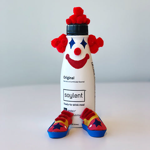 Soylent Clown Doll