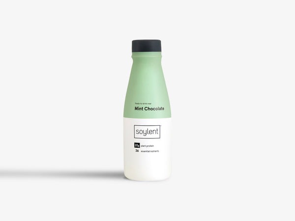 NEW! Soylent Drink- Mint Chocolate